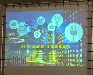 IoT Enablers in Buildings